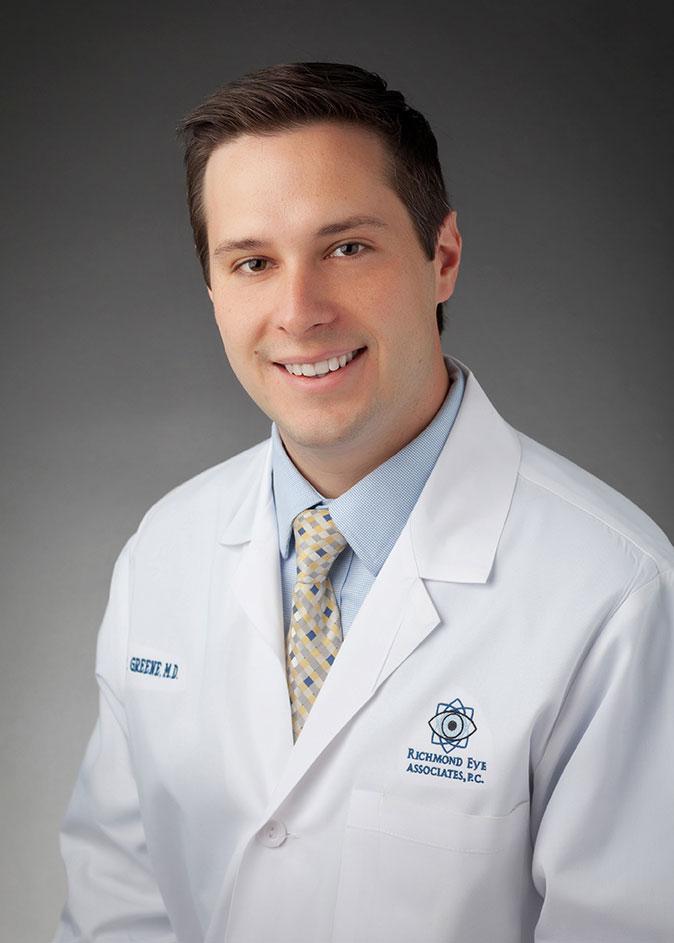 DANIEL P. GREENE, M.D.